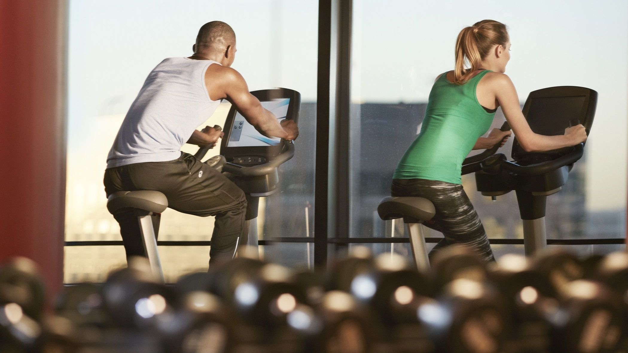 Beat the Heat at Sheraton Fitness